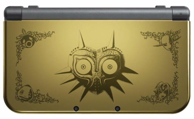 New Nintendo 3DS, la nueva consola de Nintendo. 20151159496_3