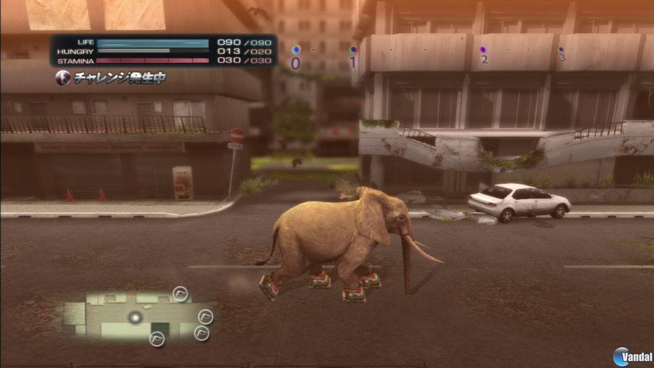 Anlisis Tokyo Jungle PSN  PS3 PSVITA