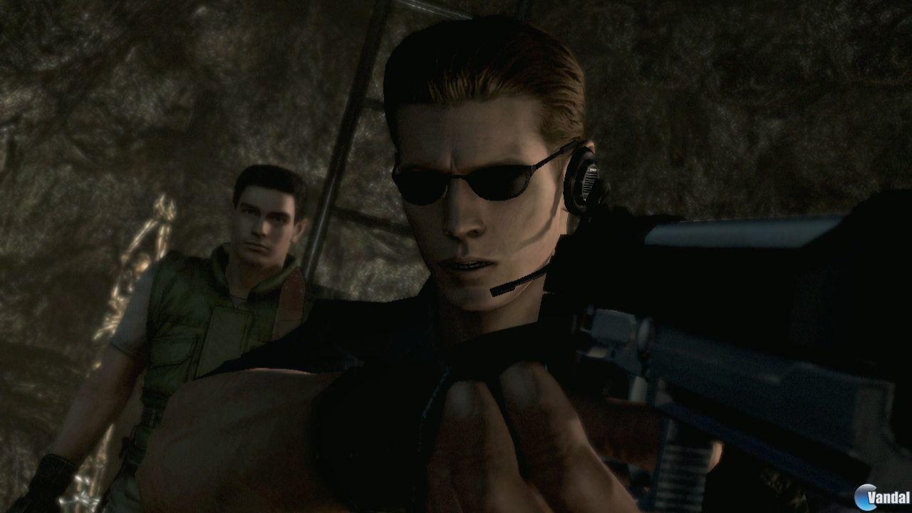 Nuevo trailer de Resident Evil H