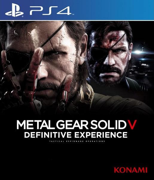 El pack de Metal Gear Solid V: Ground Zeroes + The Phantom Pain llegará a Japón en noviembre 2016829195954_2