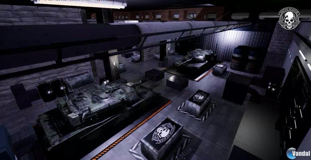 El proyecto independiente español Outer Heaven quiere recrear el Metal Gear de MSX 2015917193759_2