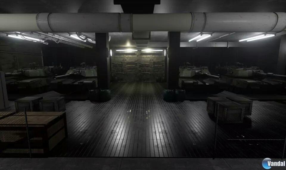 El proyecto independiente español Outer Heaven quiere recrear el Metal Gear de MSX 2015917193759_3