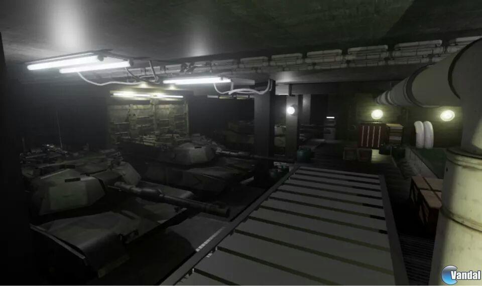 El proyecto independiente español Outer Heaven quiere recrear el Metal Gear de MSX 2015917193759_4