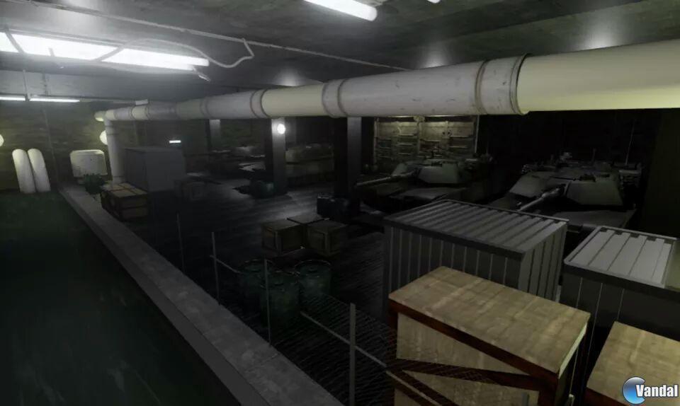El proyecto independiente español Outer Heaven quiere recrear el Metal Gear de MSX 2015917193759_5