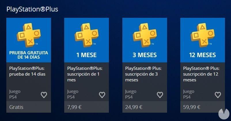 Playstation plus sube de precio oficialmente en espa a gamerzone 3djuegos - Psn plus 3 meses ...