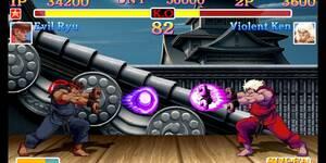 Ultra Street Fighter II: The Final Challengers -