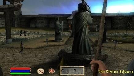 The Elder Scrolls Travels: Oblivion - Lo que pudo ser - Vandal