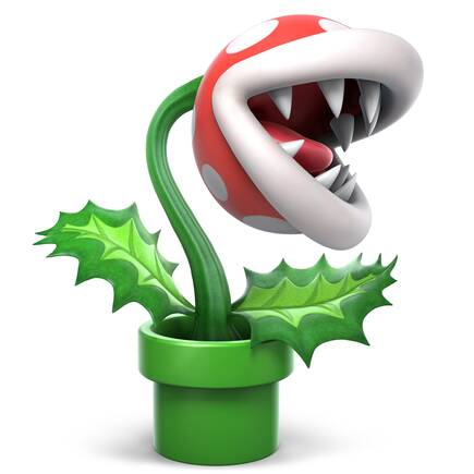 The first buyers of the game will receive in February for free the Piranha Plant of 'Super Mario Bros.'  as an additional playable character.  The rest, they will have to pay for it.