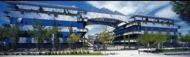 Las oficinas de FX Interactive estaban en Pozuelo, un municipio cercano a Madrid.