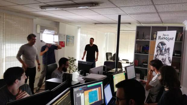 El equipo de Zoom.net estuvo en Villena para grabar a Devilish durante el desarrollo de 'Path to Mnemosyne'.