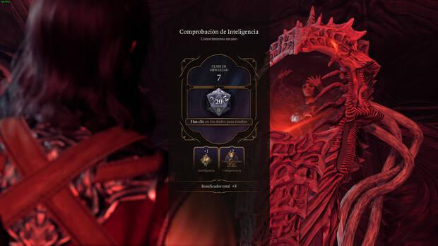Hay numerosas mejoras en 'Baldur's Gate 3' para hacernos sentir muy dentro de una partida de rol.