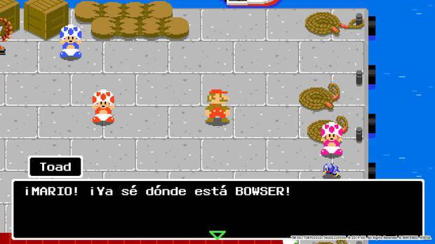 The dialogues that take place during the Story mode are most funny.  And all are in Spanish, of course.