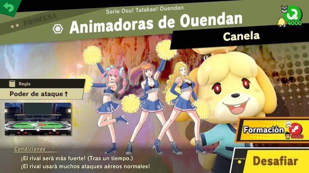 Don't you know who are the cheerleaders of Ouendan?  Well, you'll have to use Google to find out.