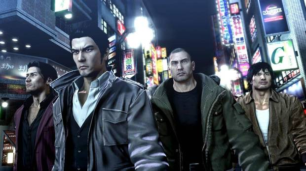 At the plot level it is less cohesive than other 'Yakuza', but as an area for entertainment it is very varied.