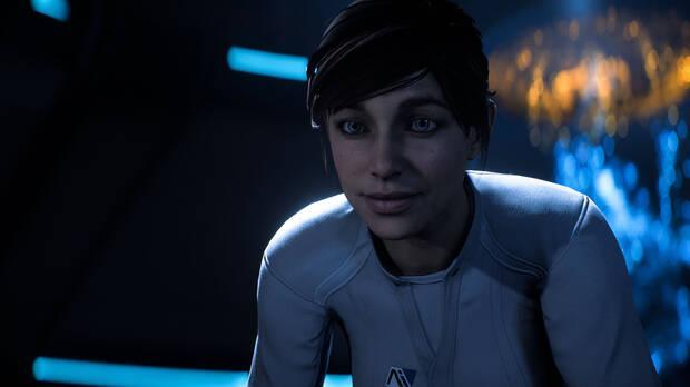 El aspecto de la protagonista femenina del nuevo Mass Effect no ha gustado porque no se ajusta a los modelos de belleza actuales.