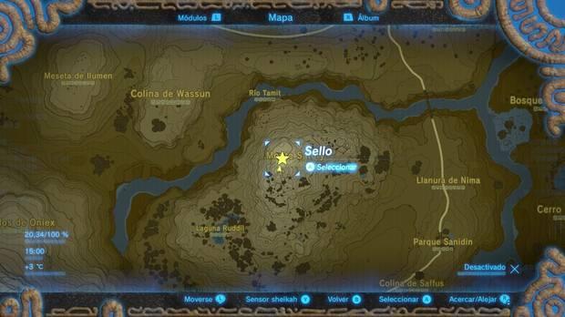 dca406fa23 Cómo conseguir el Señor de la Montaña en Zelda: Breath of the Wild