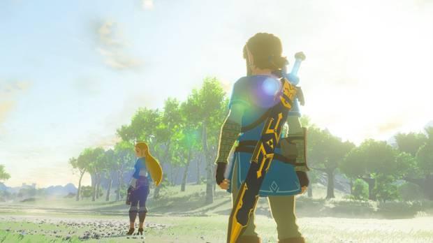 En el último 'The Legend of Zelda' los personajes femeninos cobran más protagonismo y adoptan un aspecto más activo que en los anteriores.
