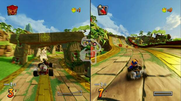 Análisis Crash Team Racing, el regreso de una leyenda de los karts (PS4, Xbox One, Switch)