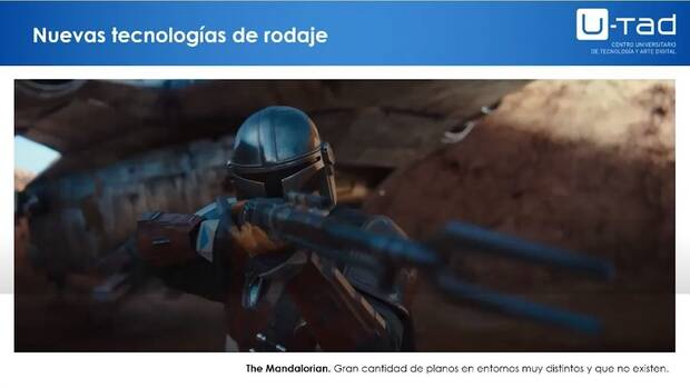 If this shot of 'The Mandalorian' had been shot with Chroma there would have been