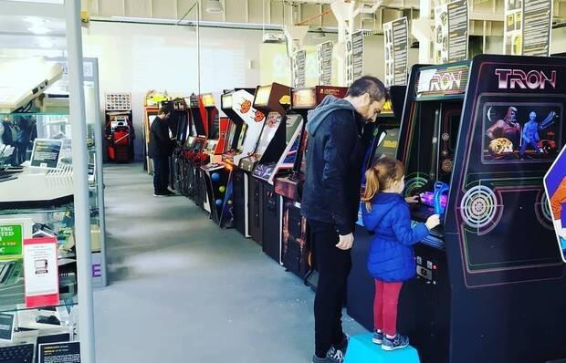 En la Arcade Vintage.