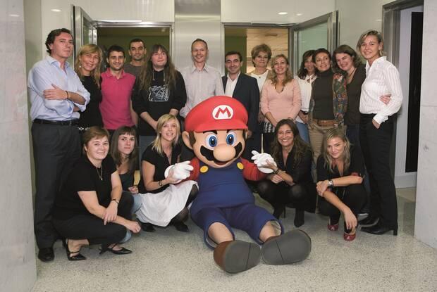 La segunda 'visita' de Mario a la redacci