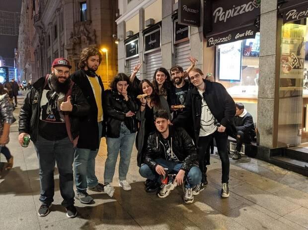 Tras un concierto de Low Roar en Madrid a finales de 2019.