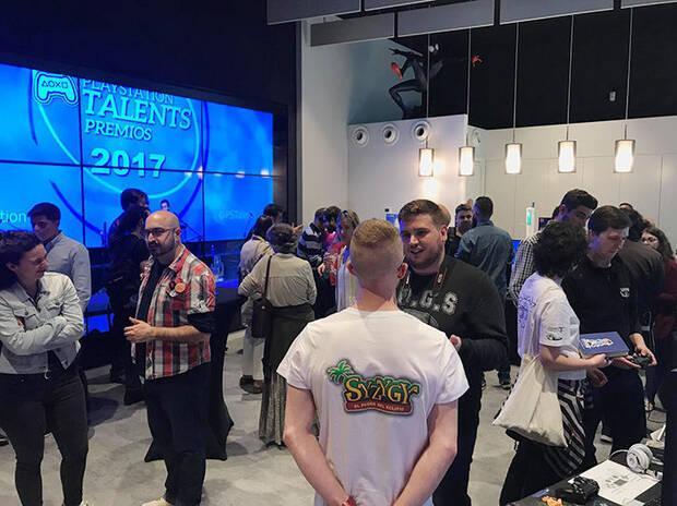 Los juegos de PlayStation Talents 2019 3