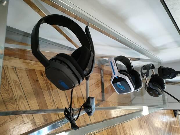 Gama de auriculares Astro.