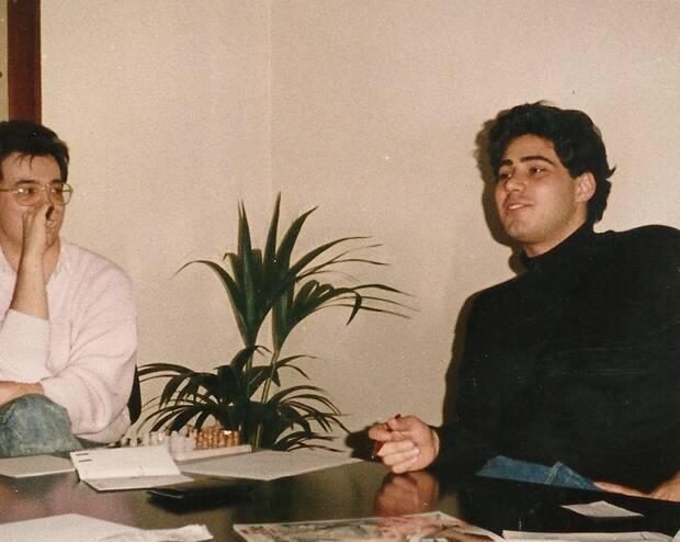 Pablo Ruiz y