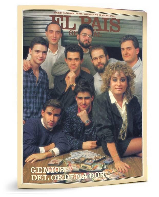 En febrero de 1987 Dinamic apareci