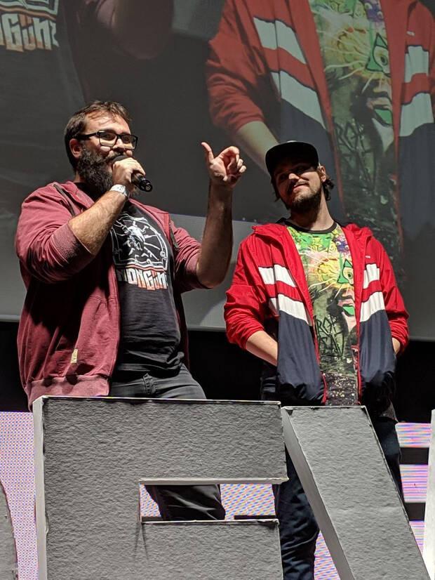 Jordi de Paco y Edu Verz, dos estilos diferentes de creador.