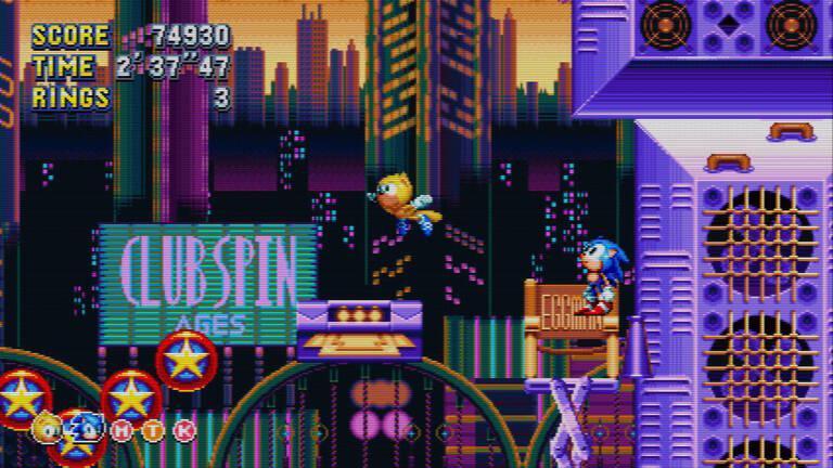 Análisis Sonic Mania Plus - PS4, Switch, Xbox One