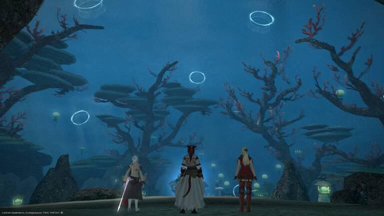 Análisis Final Fantasy XIV: Stormblood - PS4, PC