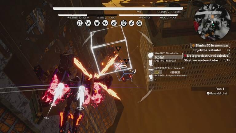 Análisis Daemon X Machina, un juego de mechas con carisma