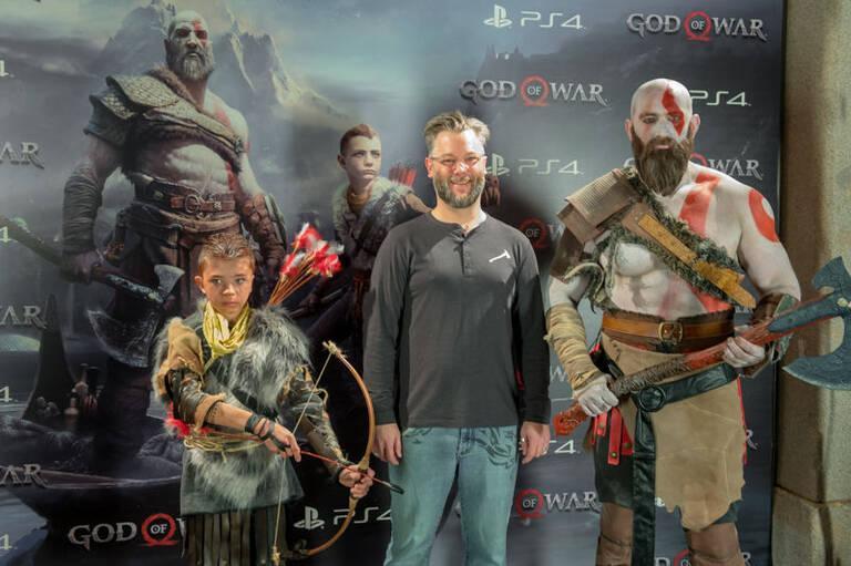 God Of War El Viaje De Kratos Hasta Ps4