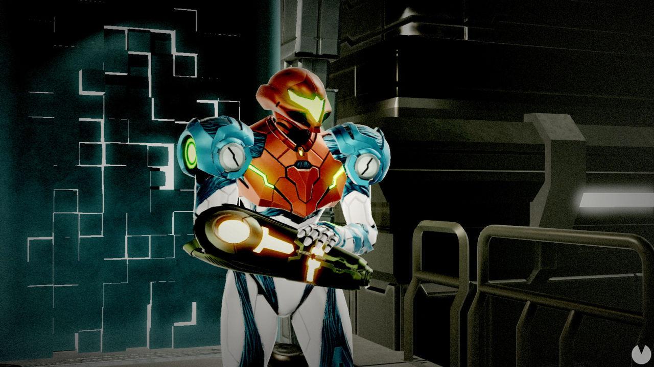 Metroid aniversario 35 a