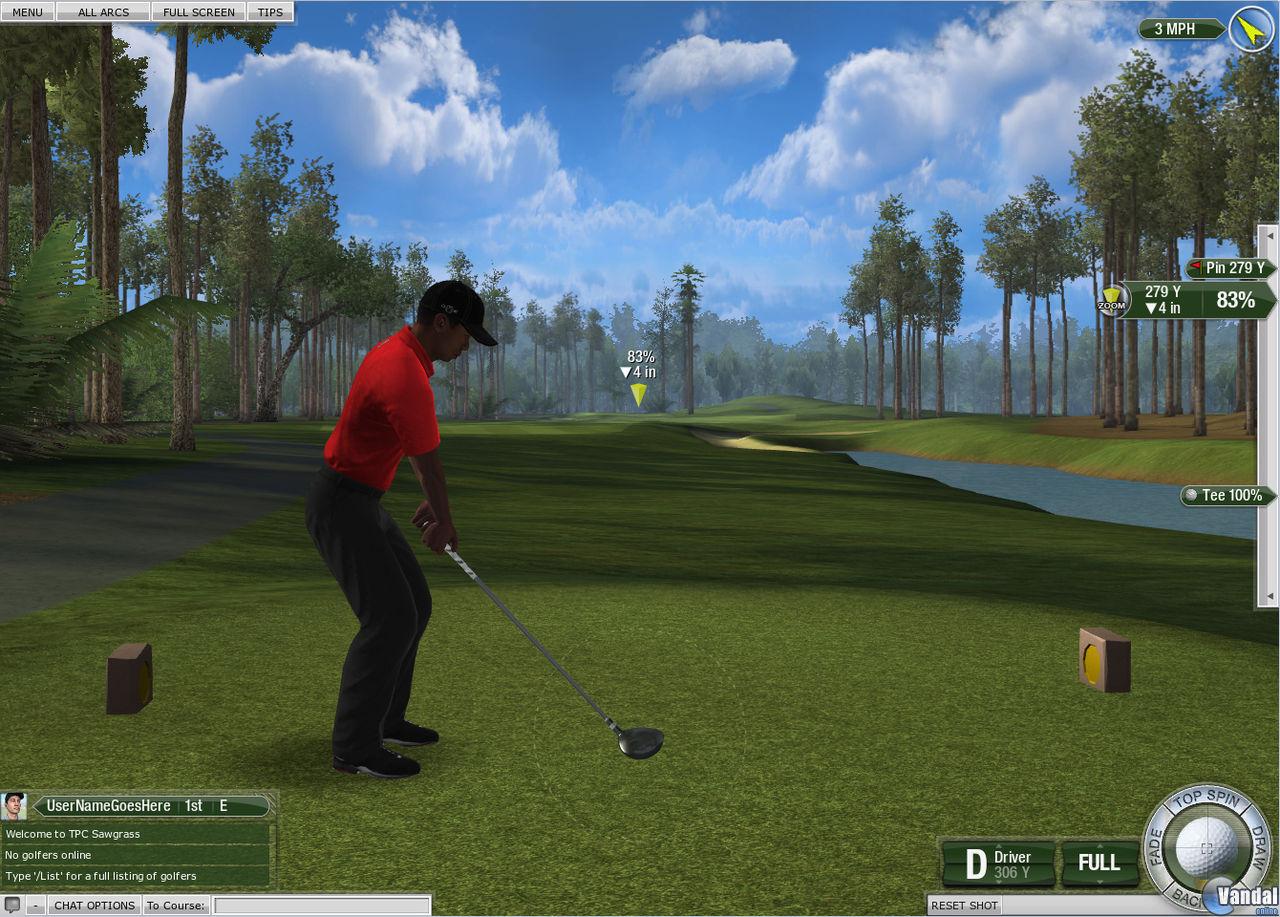 Tiger Woods PGA TOUR Online - Videojuego (PC) - Vandal