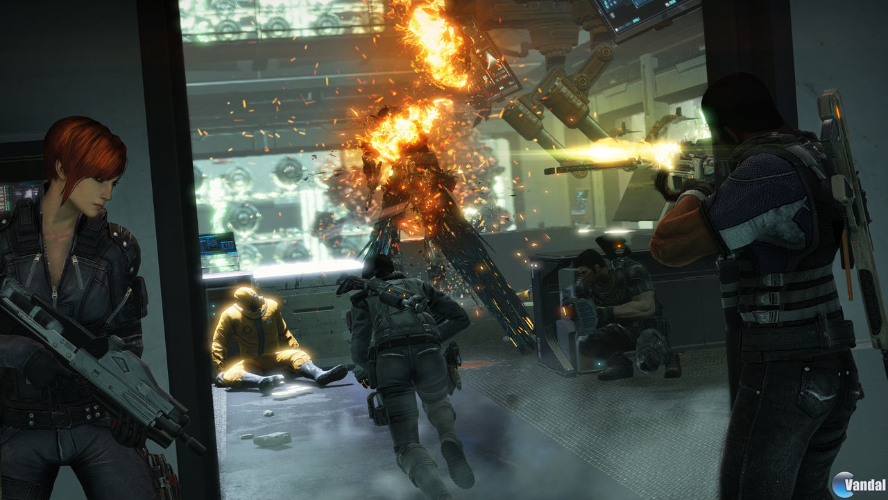 Análisis Fuse - PS3, Xbox 360