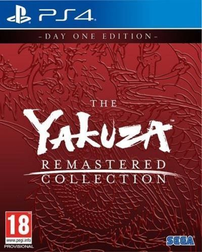'Yakuza 3, 4 and 5' can now be purchased in physical format with 'The Yakuza Remastered Collection', essential to know the evolution of the saga.