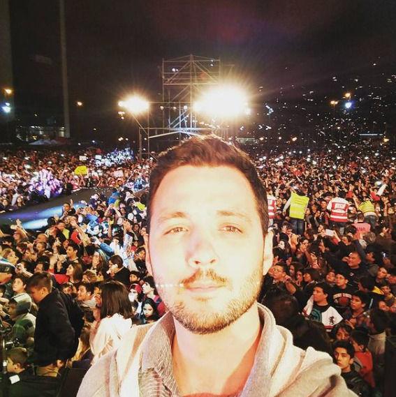 El primer evento el Latinoam
