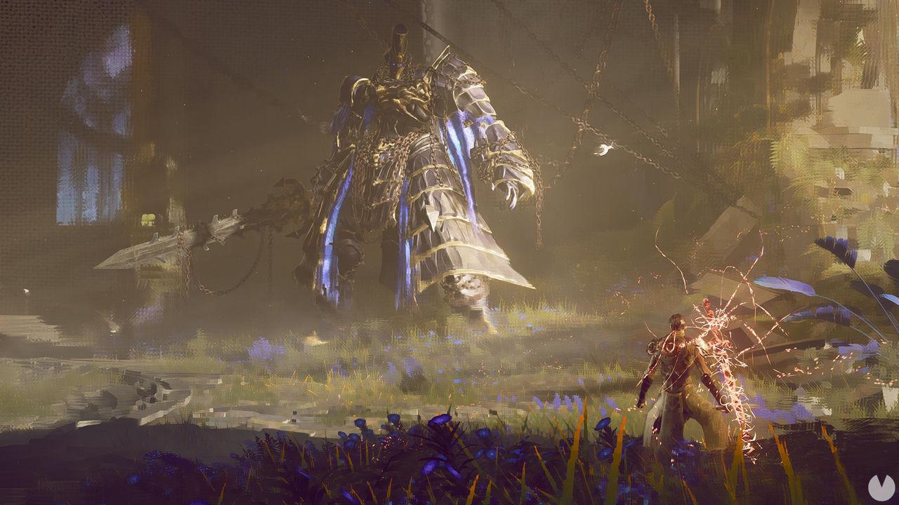 Babylon's Fall E3 2021
