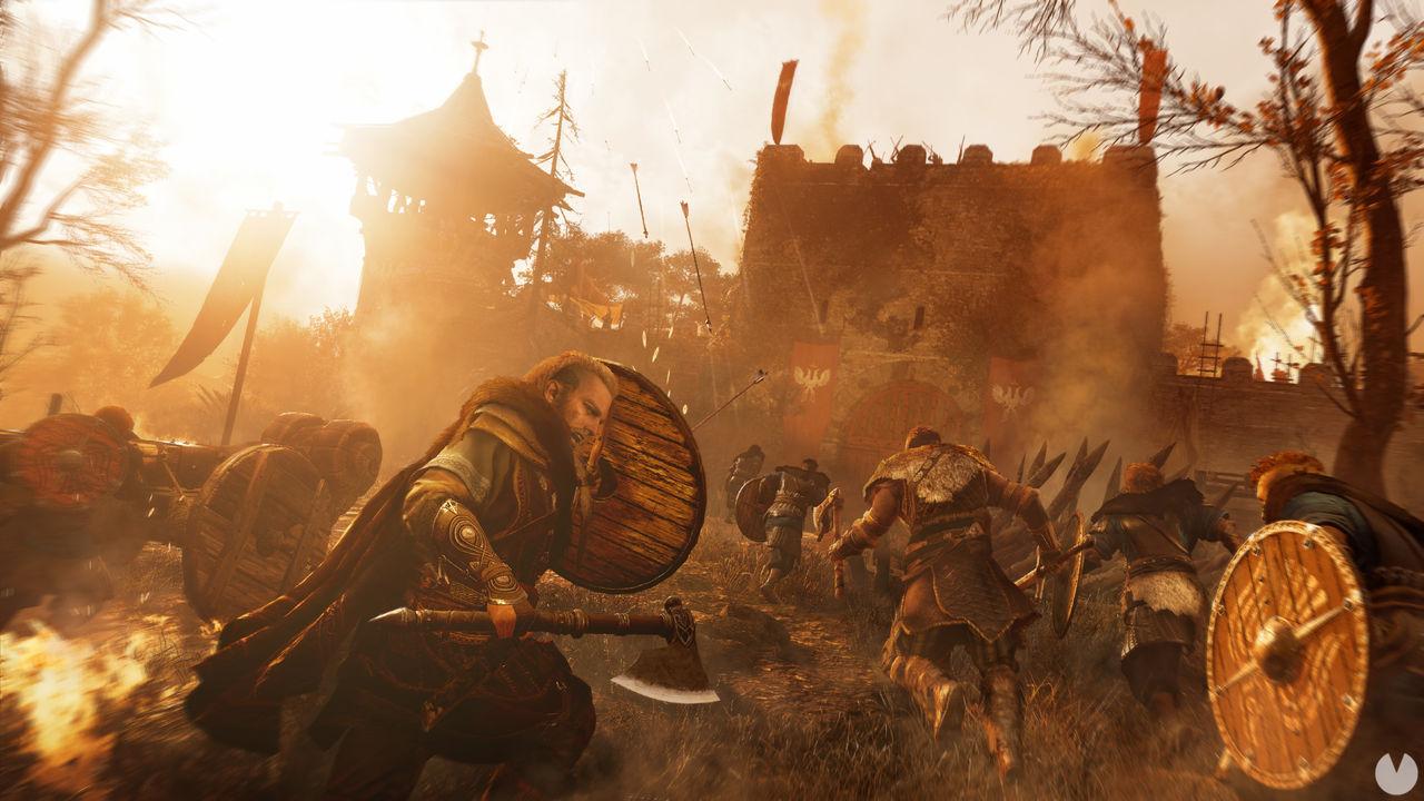 Assassin's Creed Valhalla actualizaci