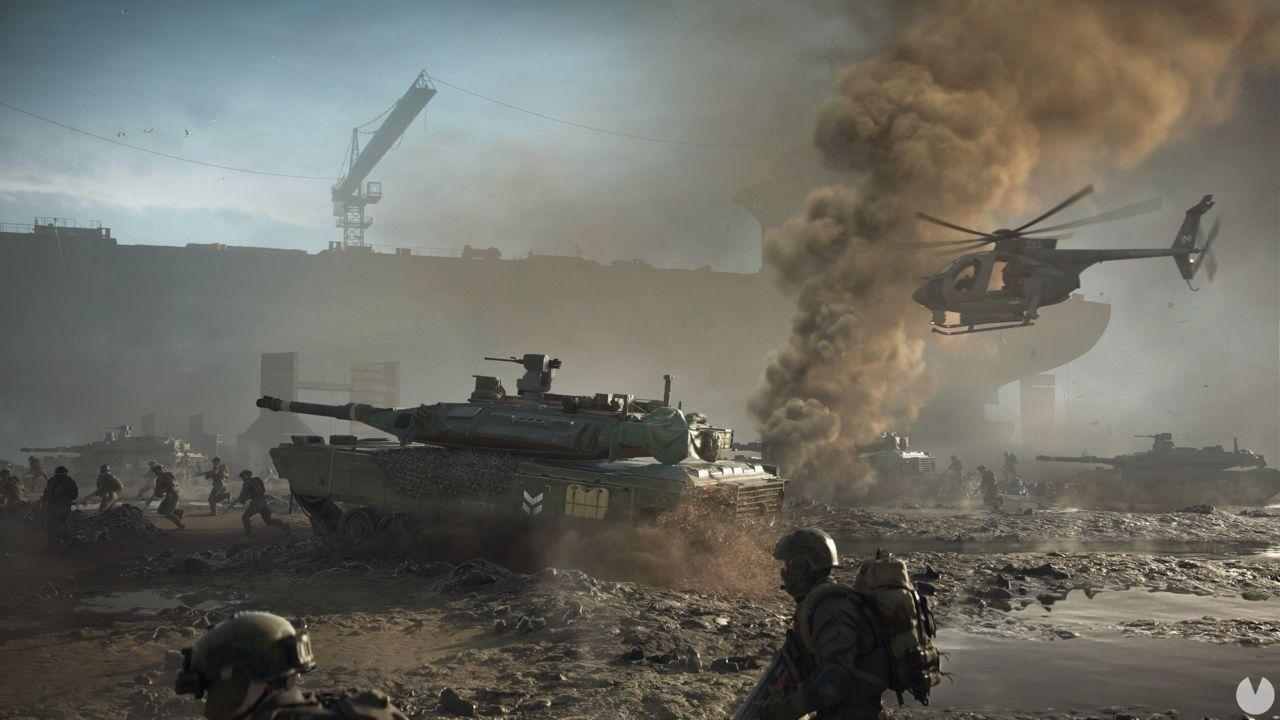 EA Play 2021 direct on VANDAL