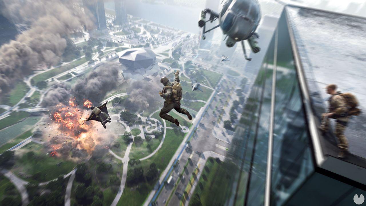 Battlefield 2042 conferencia Xbox E3 2021